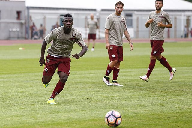 VIDEO: Afriyie Acquah in pre-season with Serie A side Torino