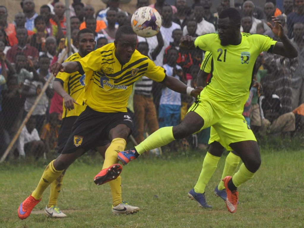 PHOTOS: Bechem United draw at home with AshantiGold