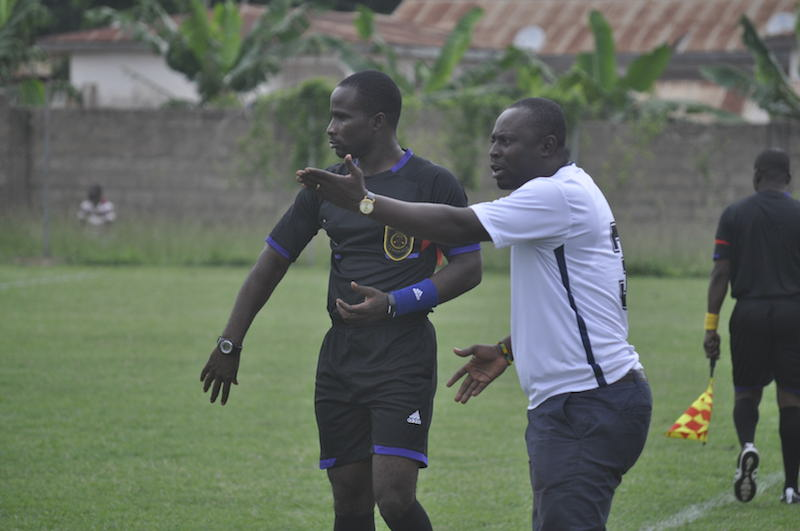 Bechem United coach Solomon Odwo fumes over bad officiating in Tema Youth loss
