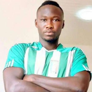 Hasaacas striker Eric Bekoe insist he's not in competition for goal king crown