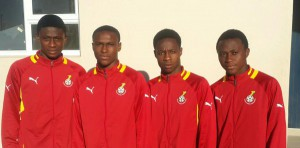 Ghana's Black Starlets to face Burkina Faso in African U17 Championship qualifier next month