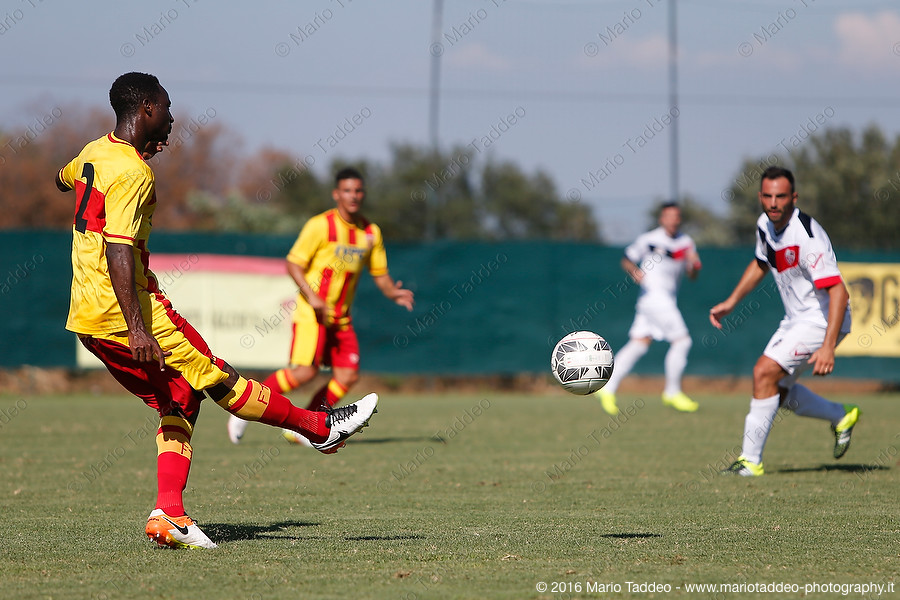 Inter Milan youngster Bright Gyamfi determined to excel at Serie B side Benevento
