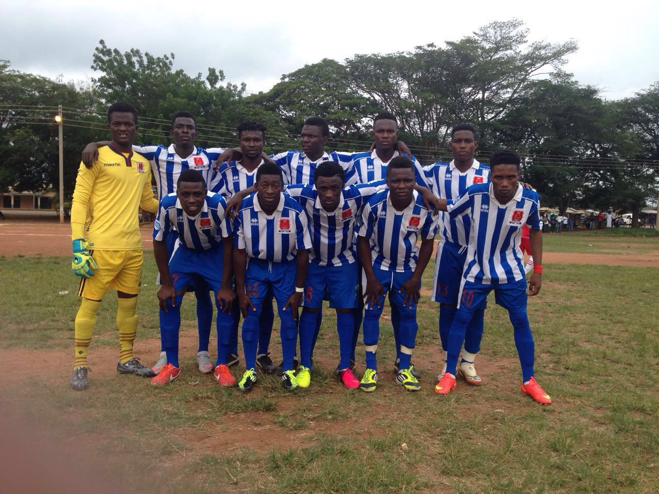 Brong Ahafo Division Two Zone IA: DC United beat Abesim Youth away to go top