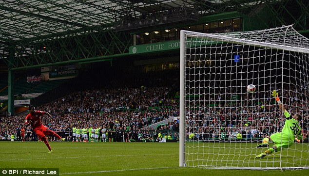 Daniel Amartey scores winning penalty in Leicester City victory over Celtic