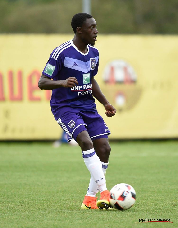 Uefa Champions League: Ghana duo Appiah and Acheampong involved in Anderlecht stalemate, Sowah unused
