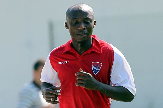 Former Ghana star Dramani on target for Infonet in Estonian Cup win