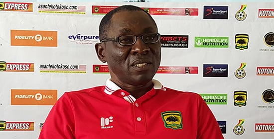David Duncan eyes vacant Asante Kotoko coaching job
