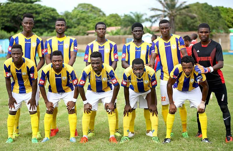Lamine Nasir says his presence boosted Edubiase to down Kotoko