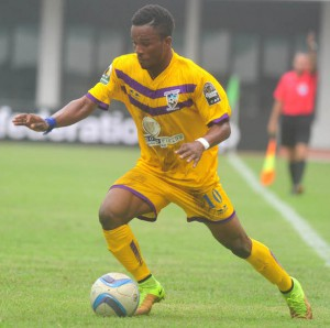 Medeama's talented kid Enoch Attah Agyei flies to Tanzania tonight to begin career with giants Azam FC
