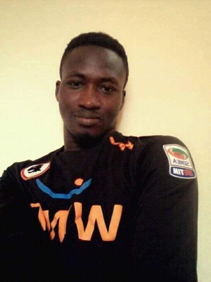 BREAKING NEWS: Young Liberty goalie Isaka Mohammed dies in a football match after clash with opponent striker