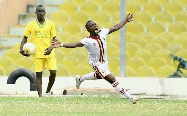 Hearts of Oak officials play hide and seek with AC Horoya over $80k offer for winger Patrick Razak