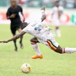 Hearts winger Patrick Razak lauds fans; calls for massive support in AshGold clash