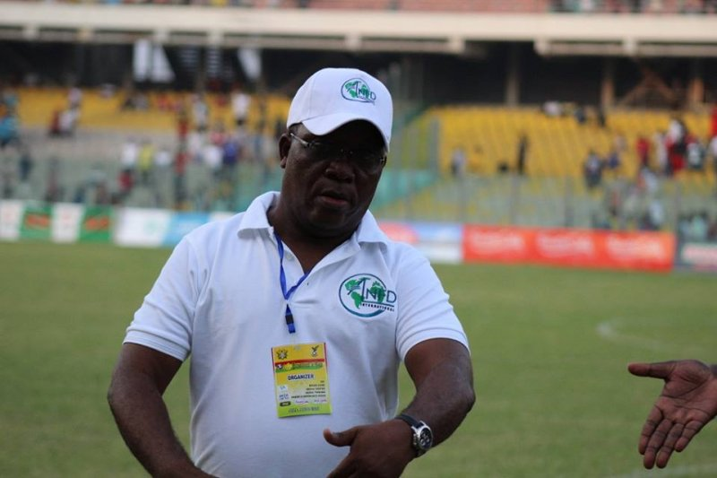 Alhaji Raji's reign as GHALCA chairman was average-Kujo Fianoo