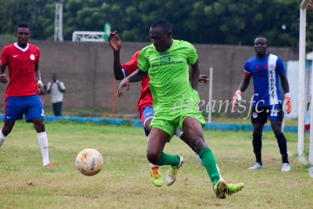 Dreams FC forward Eric Gawu: 'I don't fear Kotoko defenders'