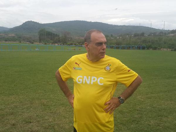 Ex-Ghana FA chief Nyaho Tamakloe wants inept Avram Grant fired immediately