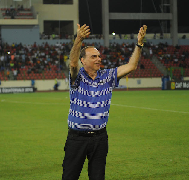 World Cup 2018: Avram Grant vows to qualify Ghana to Russia