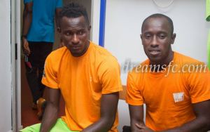Dreams FC midfielder Hayford likely to miss Medeama game due to injury