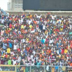 VIDEO: Hearts of Oak fans celebrate draw with Kotoko in Kumasi