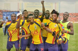 Hearts of Oak on the rise again