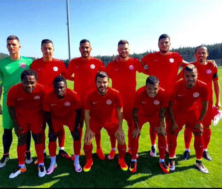 Samuel Inkoom starts and shines for Antalyaspor in pre-season game