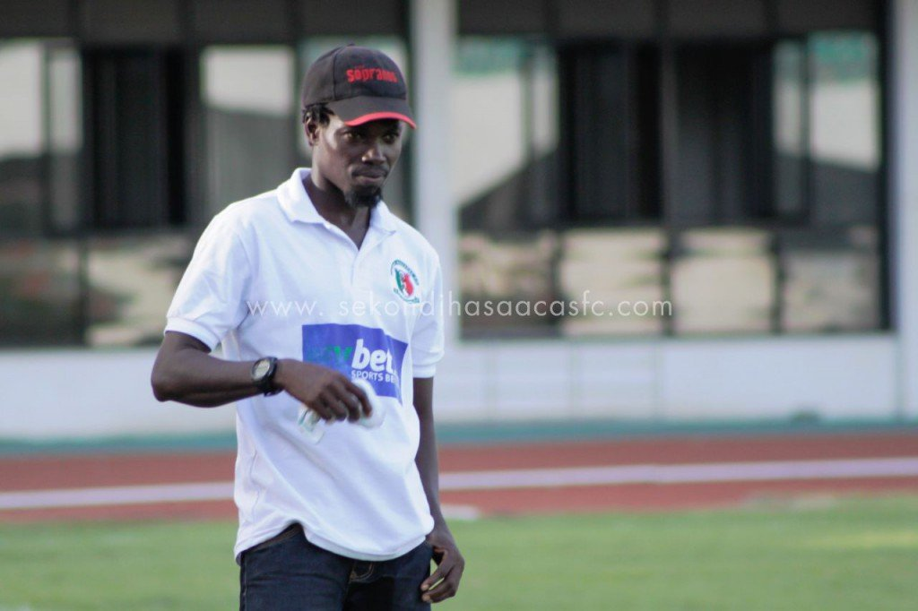 Hasaacas stand-in coach Joe Agyemang insists he knows his players well