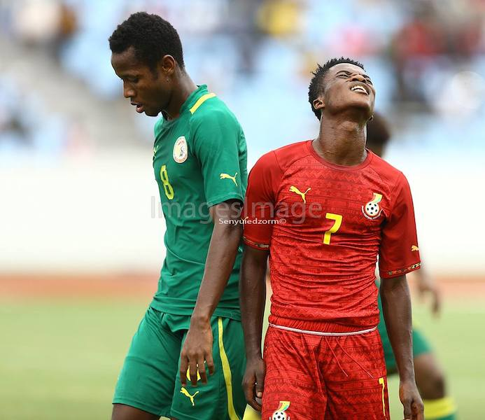 Ghana U20 coach laments 2017 African Youth Championship qualification failure