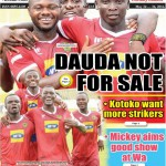 Kotoko Express newspaper returns next week after debt restructuring
