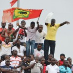 Video: Asante Kotoko fans celebrate sweet revenge against Medeama