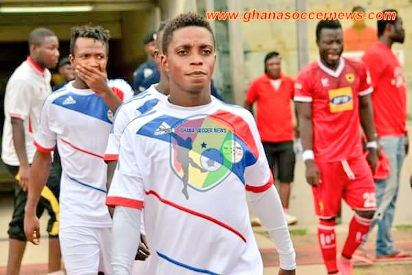 Liberty star Latif Blessing debunks comments of superiority over Yaya Mohammed; insists Yaya is his mentor