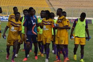 Match Report: Medeama 0-1 Aduana Stars - 'Fatigued' Mauves blow chance to go second