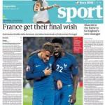 Today's newspaper gossip: Mancini eyes England job; Wenger wants Draxler
