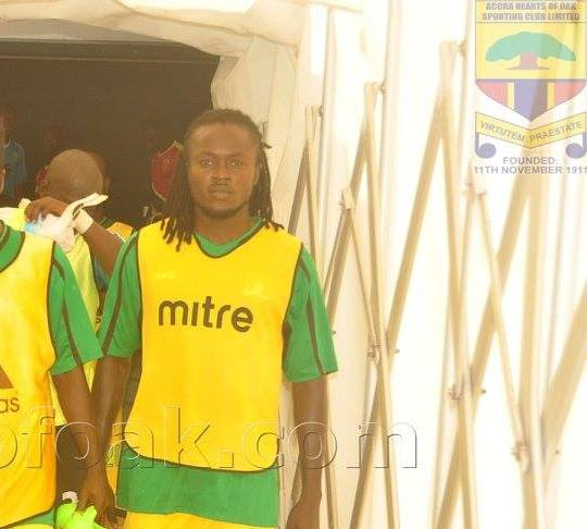 Nathaniel Asamoah happy with season despite being quiet in Aduana Stars title winning campaign