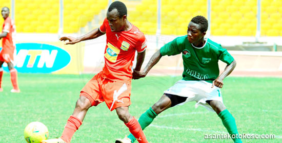 Veteran Asante Kotoko midfielder Stephen Oduro certain of victory against Phobians tomorrow
