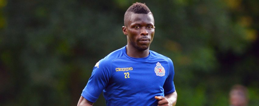Waasland Beveren youngster Opoku Ampomah marks league debut