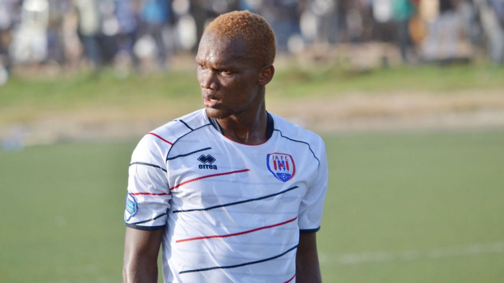 Inter Allies forward Isaac Osae expresses belief in Zito to steer the club to safety