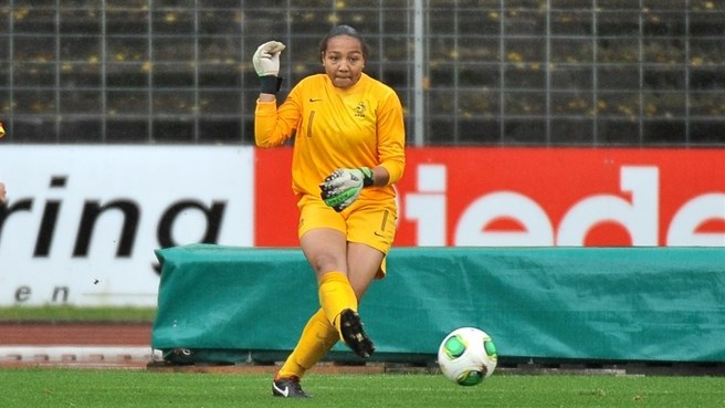 Netherlands goalie Paulina Quaye misses out on UEFA Women's U19 Championship final