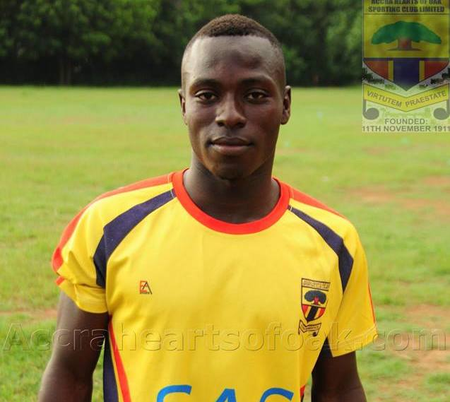 Ghana FA dismiss media reports Hearts duo Samudeen and Patrick Razak have earned Black Stars call ups