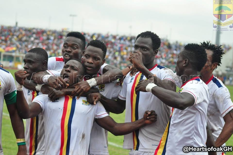 Match Report: Asante Kotoko 1-1 Hearts of Oak - Patrick Razak's silky finish earns point for Phobians