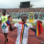 Hearts coach backs Patrick Razak to score more after debut goal