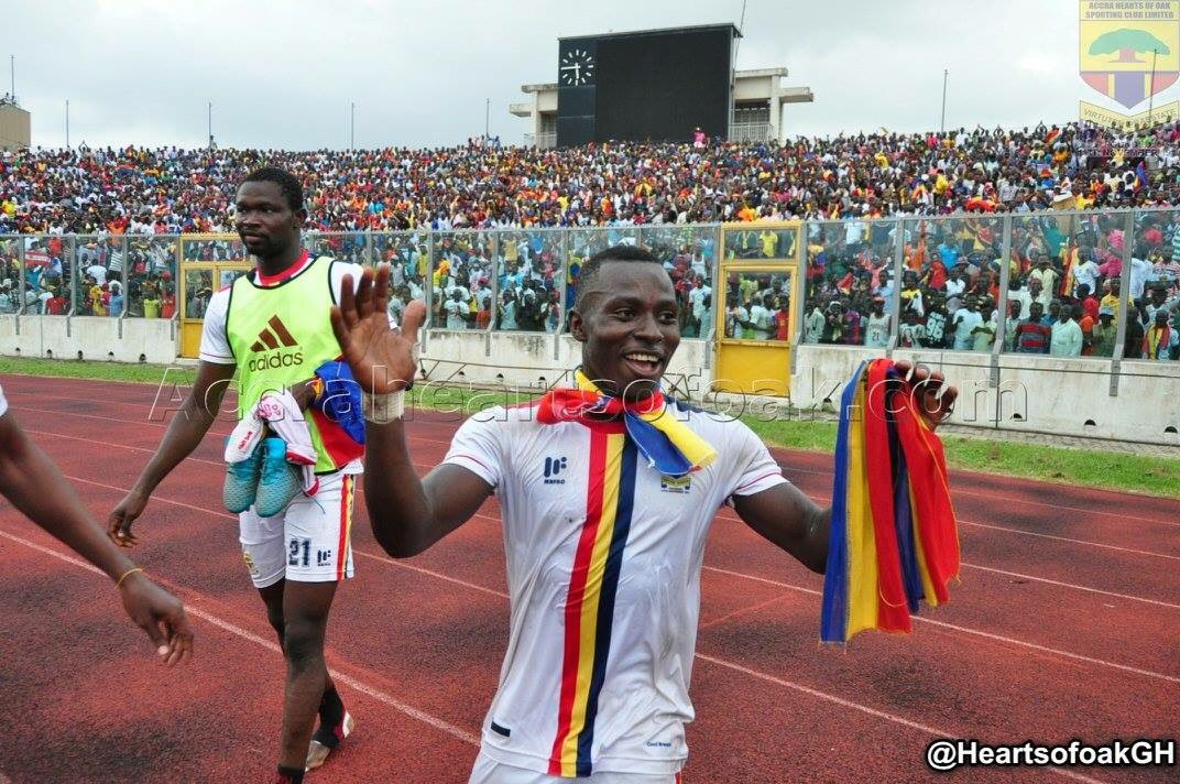 Sergio Traquil backs Patrick Razak to continue scoring after debut goal against Kotoko