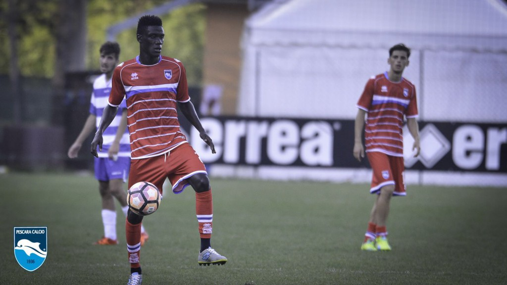 Ransford Selasi stars in Pescara 11-0 massacre of Palena XI
