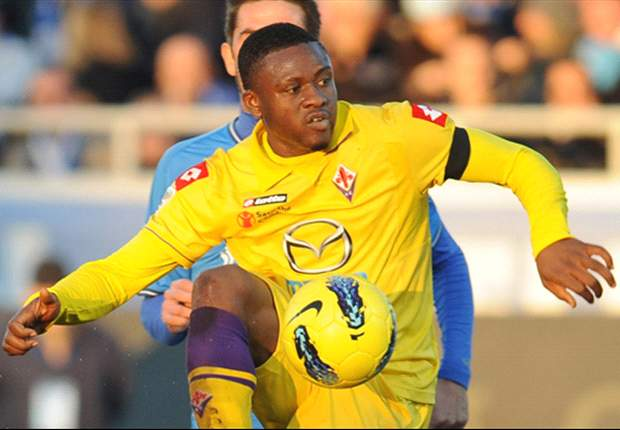 Amidu Salifu to return to pre-season training with Fiorentina tomorrow