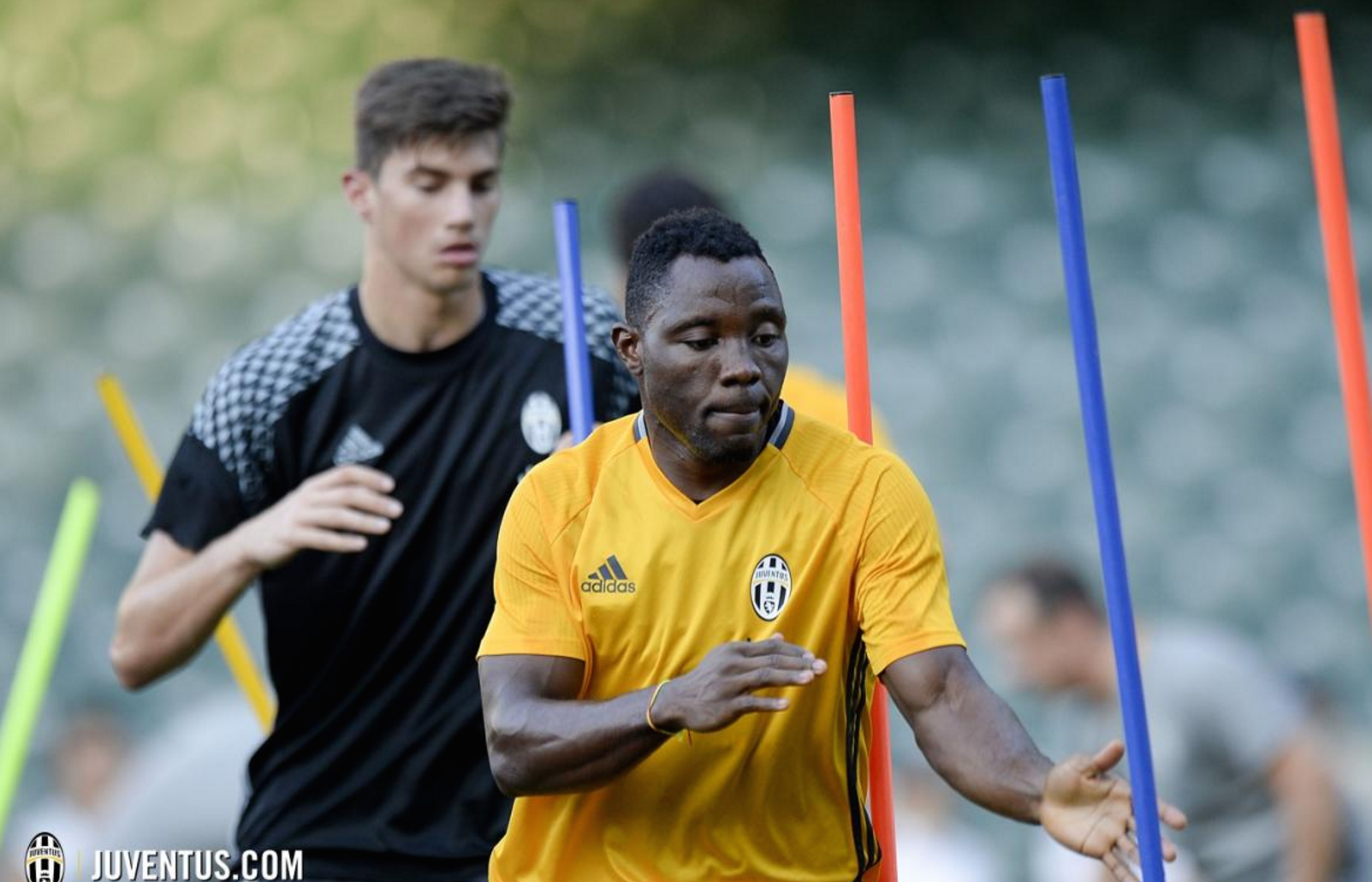 Juventus coach rests fatigued Kwadwo Asamoah against South China today in Hong Kong