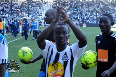 Solomon Asante cautiously optimistic about Mazembe's chances in the CAF Confederation Cup