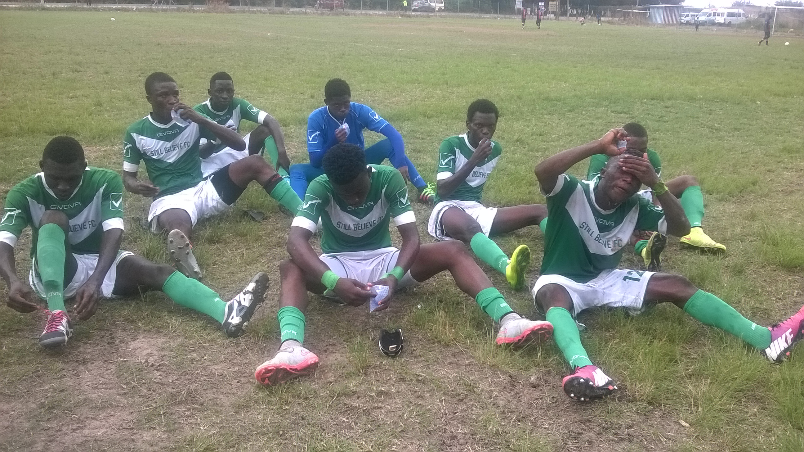 Division Two League Zone IV: Leaders Still Believe FC beat Akorley Super Heroes 2-0 at home