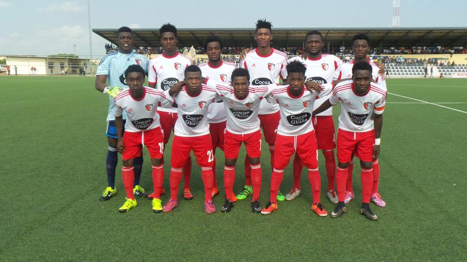 WAFA thrash Liberty Professionals in Special Competition opener