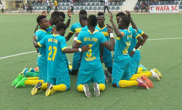 Ghana Premier League- Preview: Wa All Stars vs Techiman City- Northern Blues need win to remain on track