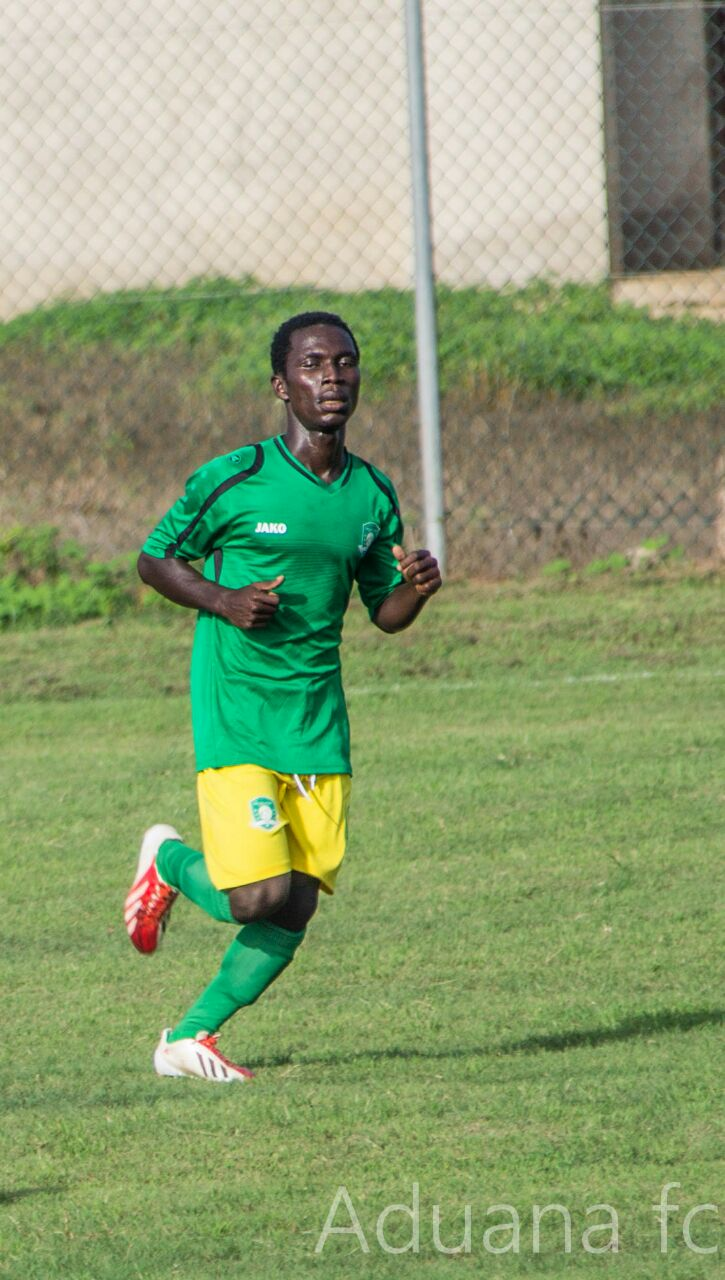 Aduana winger Boampong Wirekoh to undergo trials in Europe