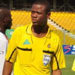 Referee William Agbovi to handle Hearts of Oak-Great Olympics cracker