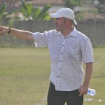 Bechem United terminate contract with coach Manuel Zacharias